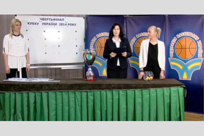 Результати жеребкування чвертьфіналів Кубка України ВІДЕО