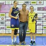 Східно-Європейська Жіноча Баскетбольна Ліга: ножі за влучність!