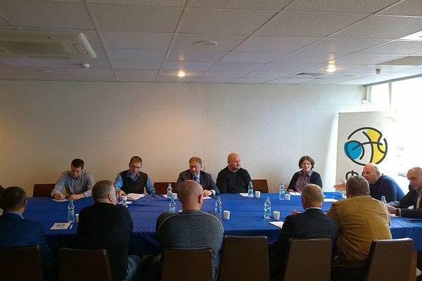 У Києві відбулась зустріч президентів клубів Суперліги Парі-Матч