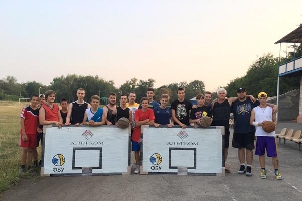 ФБУ оголошує конкурс на безкоштовне встановлення баскетбольного обладнання
