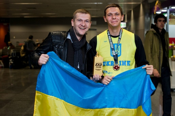 Дмитро Кривенко: круто виграти золоту медаль для України
