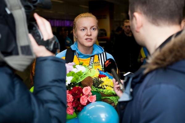 Євгенія Спітковська: збірна України йде до перемог і у класичному баскетболі