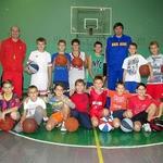 Столичні школярі відвідали майстер-клас від тренера збірної України