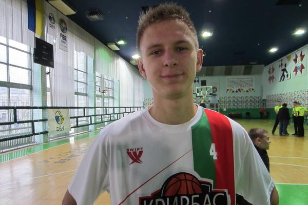 Михайло Горобченко: пробиватимуся до Суперліги