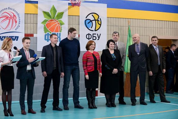 Київська Шкільна баскетбольна ліга: старт даний
