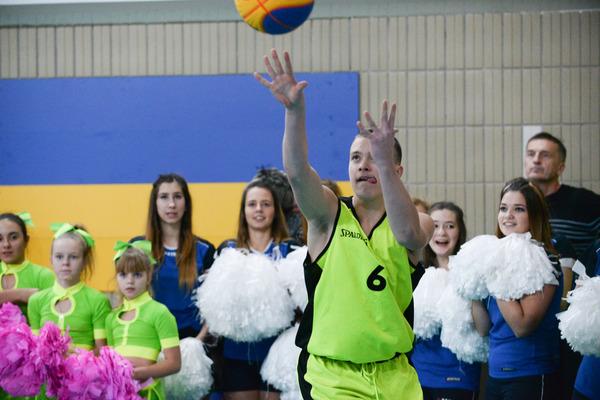 Відкриття Київської шкільної баскетбольної ліги: фотогалерея