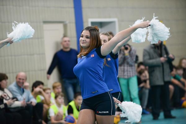 Київська Шкільна баскетбольна Ліга стартувала: телерепортаж