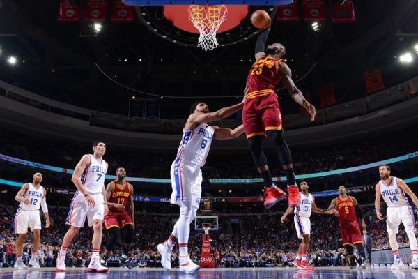 Найкращі моменти матчів НБА за жовтень і листопад