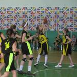ВЮБЛ(дівчата-2005): баскетбольна прем'єра