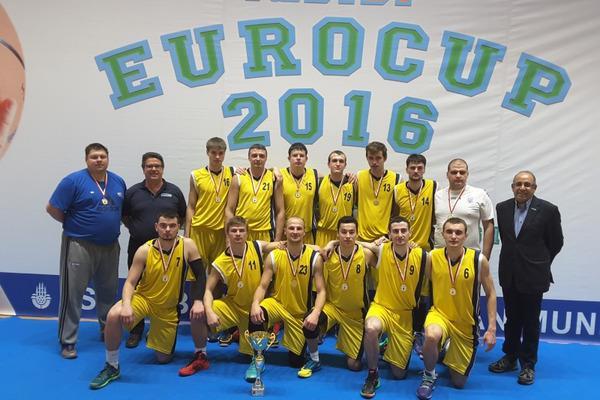 Україна перемогла Росію у фіналі Кубка Європейських чемпіонів