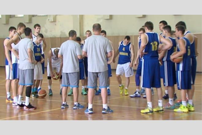 Чоловіча збірна України U20 розпочала підготовку до чемпіонату Європи ВІДЕО