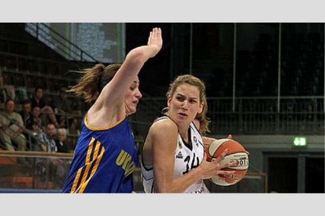 Жіноча збірна України здобула третю поспіль перемогу в кваліфікації на чемпіонат Європи