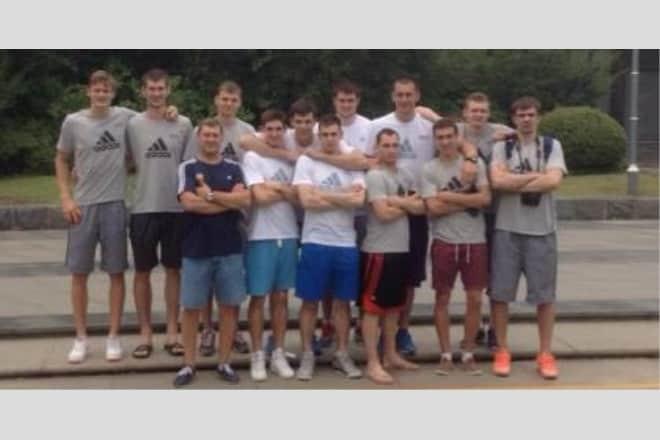 Чоловіча збірна України U20 зіграла перший товариський матч у Литві