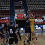 У Миколаєві зіграно баскетбольні матчі спеціальної Олімпіади
