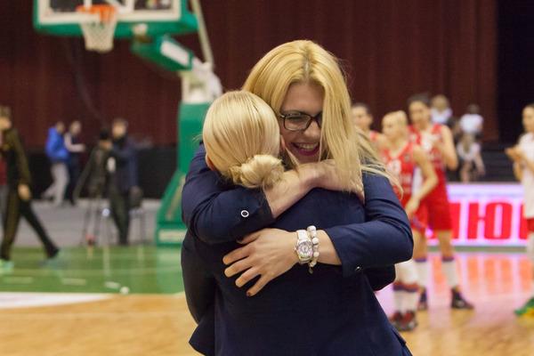 Наталія Жержерунова: жереб жодним чином не вплине на атмосферу у збірній України