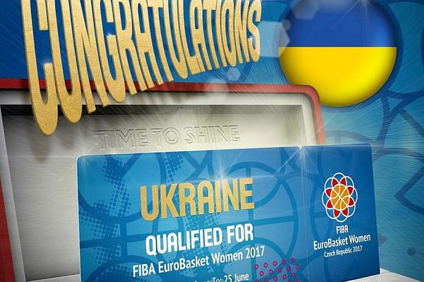 Жіноча збірна України отримала суперників по чемпіонату Європи