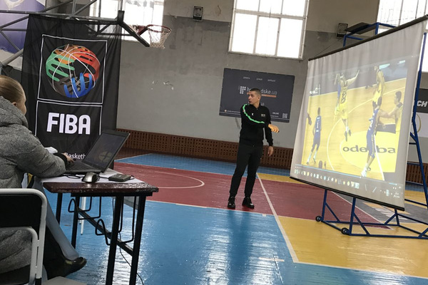 Суддівський семінар у Кременчуці: як управляти грою