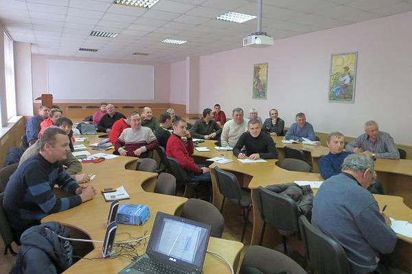 У Черкасах проведено суддівський семінар