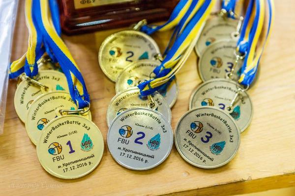 У Кропивницькому відбувся зимовий турнір з баскетболу 3х3