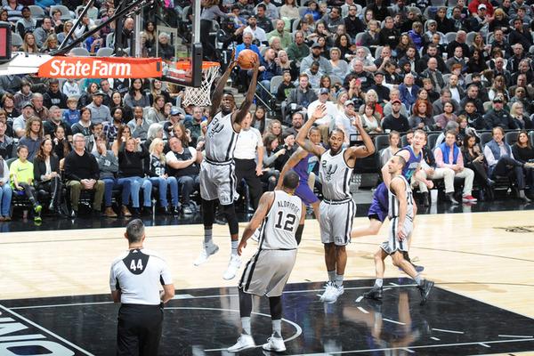 Матчі НБА 8 січня: результати і відео моментів