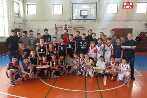Баскетбольне Різдво у Харкові