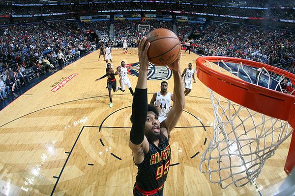 Найкращі моменти року в НБА: відео