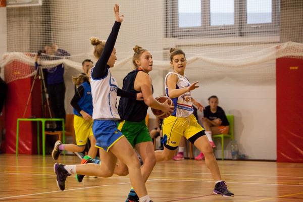 Жіноча збірна України U-16: друга перемога у Бресті