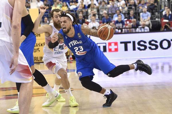 Гравець збірної Італії стурбований за проведення Євробаскету в Стамбулі