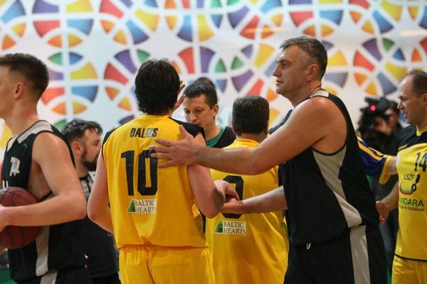 Україна - Литва дружнє протистояння: телерепортаж