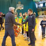 Івано-Франківські юнаки отримали м'ячі від ФБУ