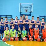 Юні баскетболісти Донеччини отримали м'ячі від ФБУ
