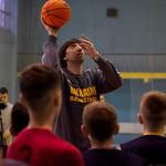 Тренер збірної України провів майстер-клас для запорізьких дітей