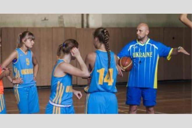 Жіноча збірна України U16 зіграла з командою Словенії