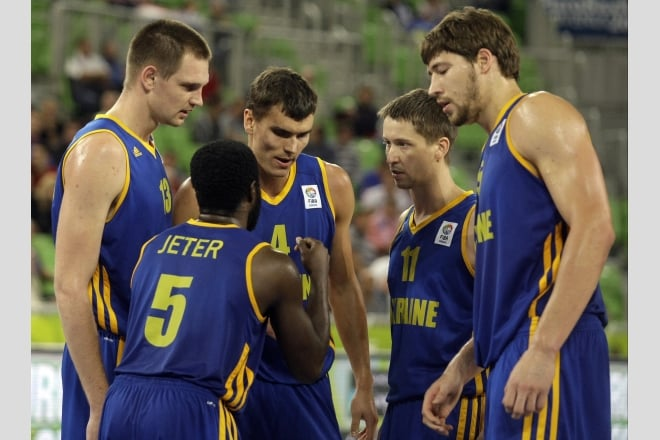 Збірна України провела товариський матч з командою Австралії