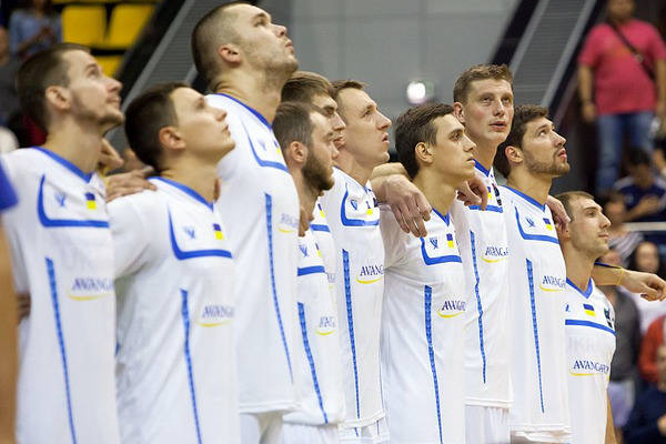 Визначено розклад матчів збірної України на чемпіонаті Європи