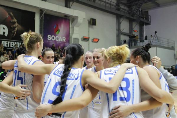 Жіноча збірна України дізналася розклад матчів на Євробаскеті-2017