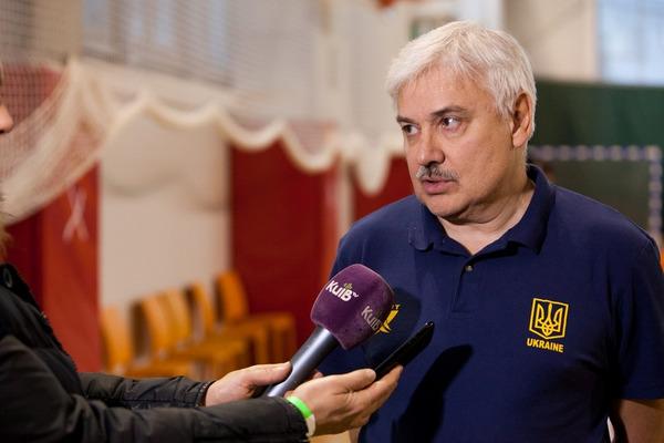 Андрій Подковиров: збірна України – не місце для навчання