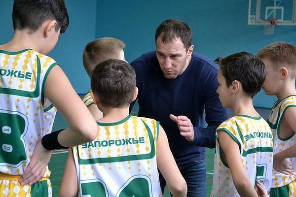 Андрій Жержерунов: зараз у Запоріжжі справжній баскетбольний бум