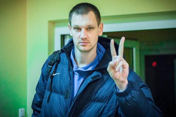 Українець Зайцев повернувся до Польщі