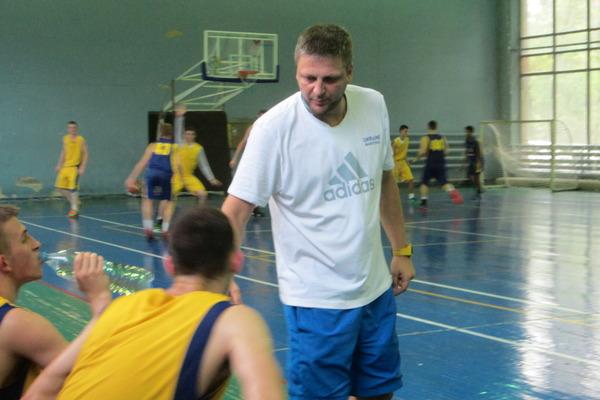 Юнацька чоловіча збірна України U-18: лютневі тренувальні збори