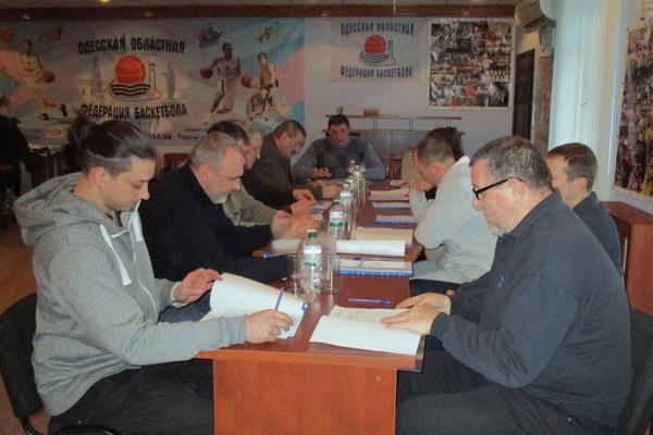 Баскетбол на Одещині має відчути підтримку місцевої влади