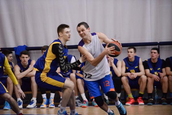 Перший лютневий спаринг збірної України U-18: фотогалерея
