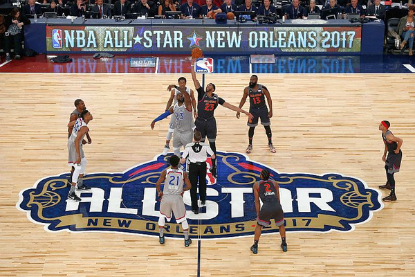 НБА підготувала звіт про Матч усіх зірок-2017