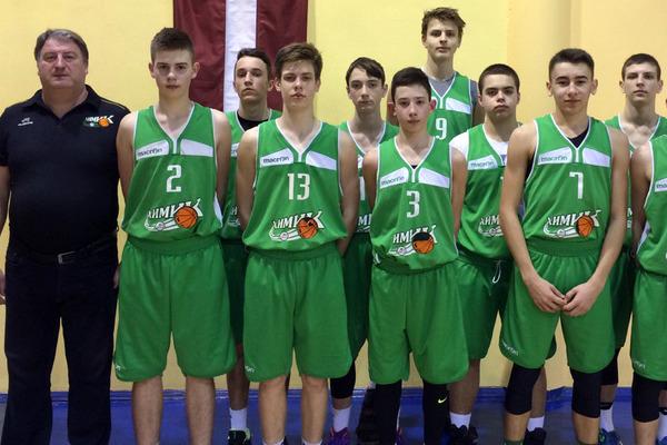 Юнаки Хіміка тріумфували на міжнародному турнірі в Латвії