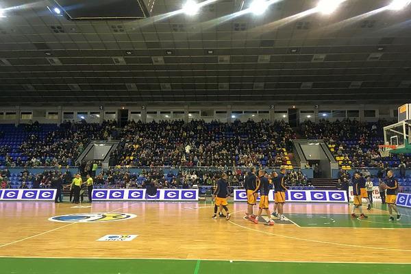 Чому в Києві почали ходити на баскетбол