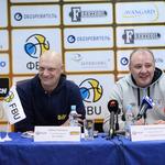 Прес-конференція перед Фіналом Чотирьох FreezeOil Кубка України: фотогалерея