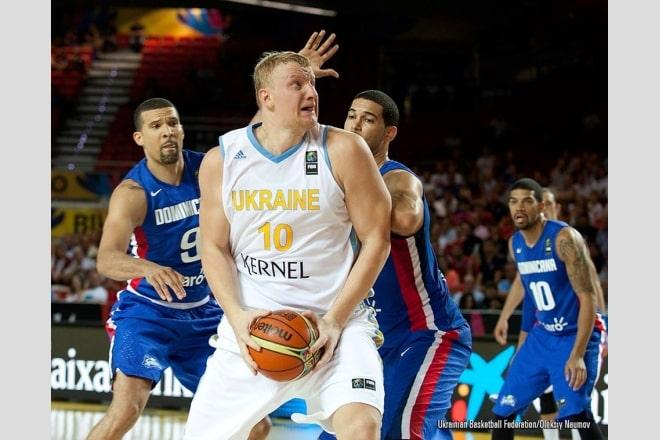 Україна - Домінікана. Найкращі моменти матчу ВІДЕО