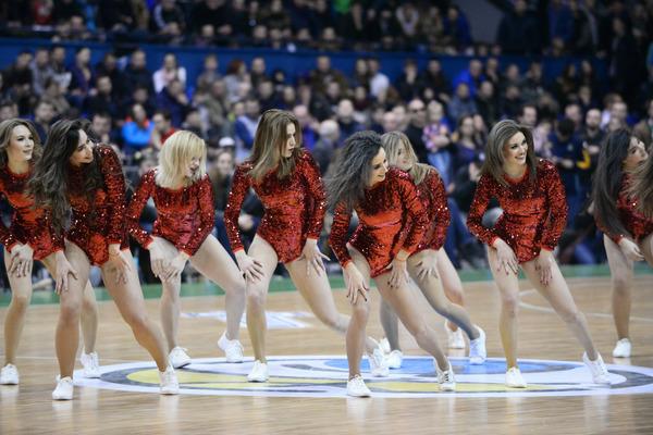 Свято баскетболу в Києві