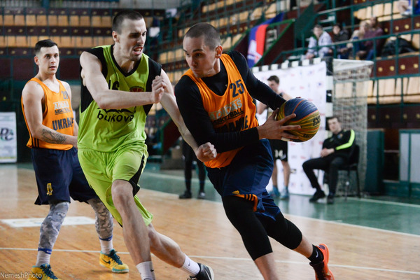 MONBAT WINTER BASKET 3x3: фотогалерея