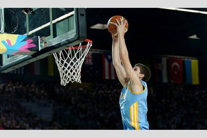 Яскравий дебют Святослава Михайлюка за національну збірну України ВІДЕО